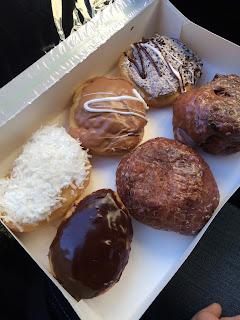 Philadelphia beiler's hand rolled doughnuts