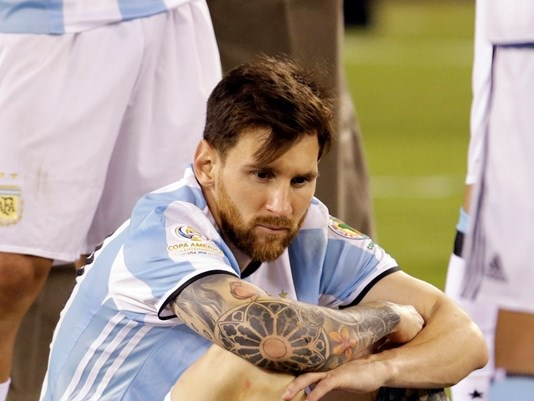 Messi ignored in nomination for UEFA's Best Player in Europe Award