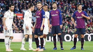 La Liga sent a legal appeal because the El Clasico match was postponed