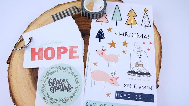 Heather's Hobbie Haven - Grace & Gratitude Unboxing