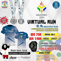 Haornas Balikpapan Virtual Run • 2021