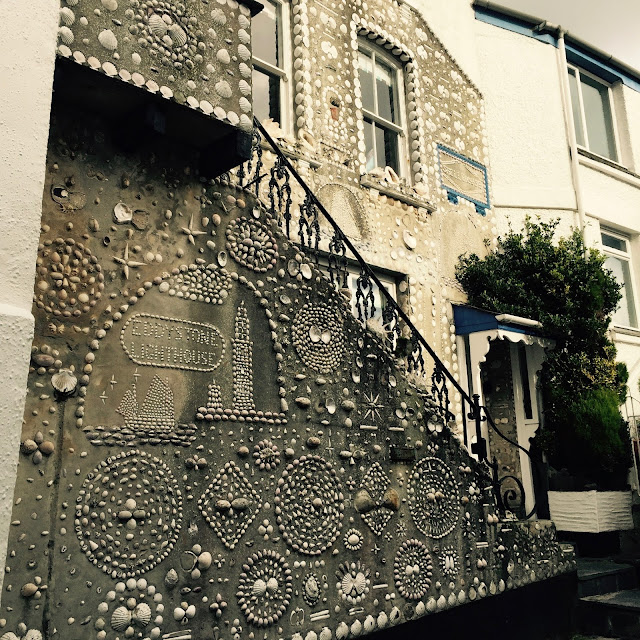 The Shell House Polperro