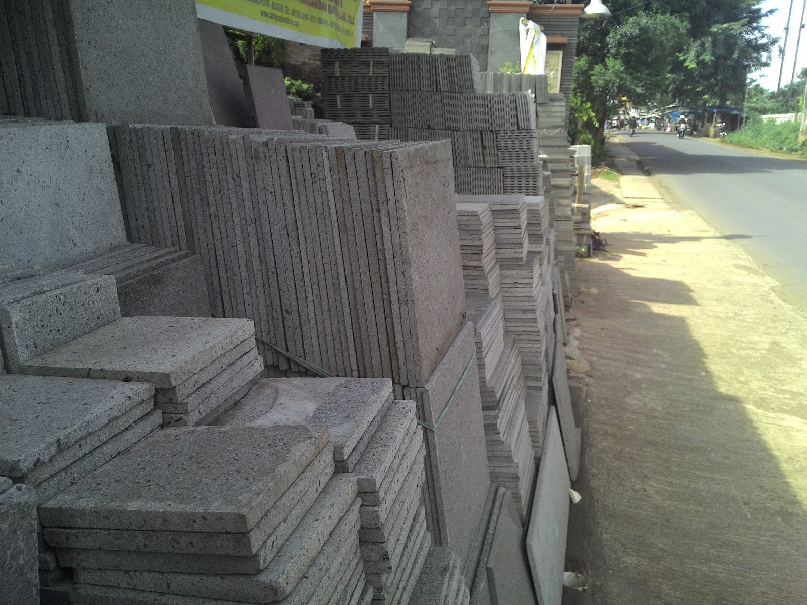 Pabrik Batu Hijau Sukabumi  -  0822 2509 6124