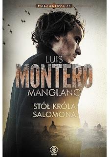 Stół króla Salomona - Luis Montero Manglano
