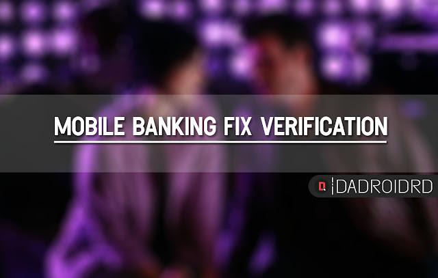 Atasi Mobile Banking Tidak Bisa Verifikasi