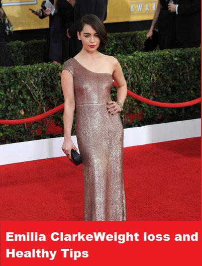 Emilia clarke weight gain