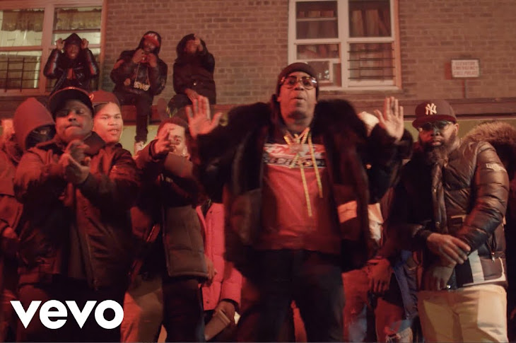 Watch: Uncle Murda - We Outside Featuring Que Banz
