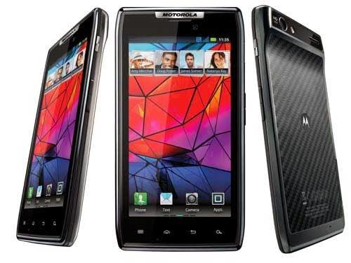 Motorola XT 910 Razr Review