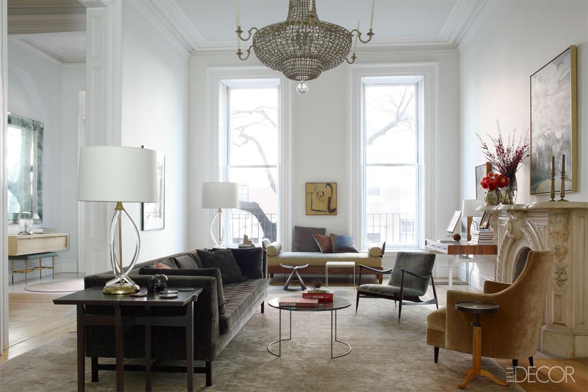 All colors of design case da sogno 17 brooklyn for Elle decor interni