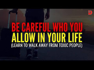Be careful on what's you say