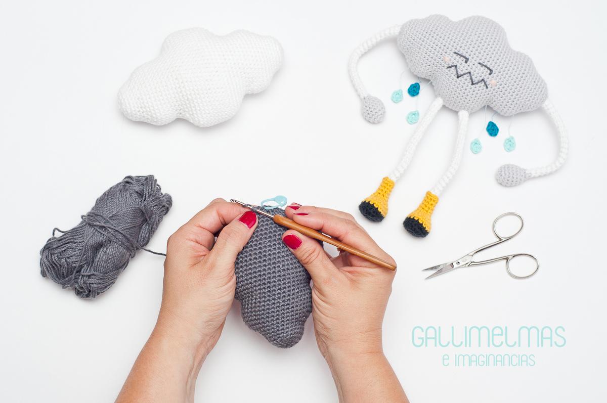 Free Patterns: La nubé malafollá vuelve acompañada | Gallimelmas e ...