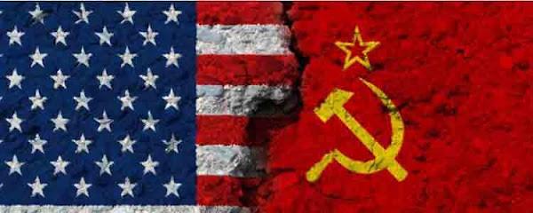 Sejarah Perang Dingin Blok Barat dan Timur