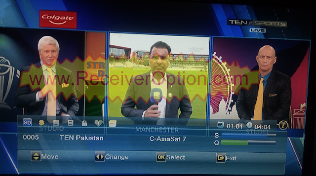 ALI3510C HW102.02.019 HD RECEIVER CLINE & TEN SPORTS OK NEW SOFTWARE