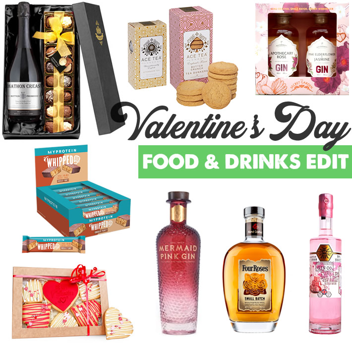 Valentine's Day Gifts for the Foodies