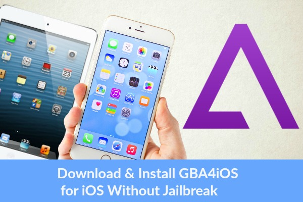 GBA4iOS for iOS Without Jailbreak