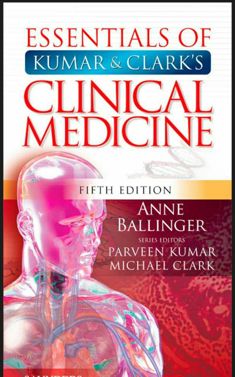 Kumar and Clark Clinical Medicine 8th ed pdf - 4medicals