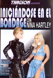 iniciandose en el bondage con Nina Hardley xXx (2008)