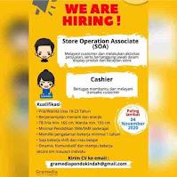 Lowongan Kerja Gramedia Jakarta 2020