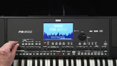 Review Keyboard Korg  PA 600