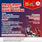 Info Program Kaki Palsu Aceh Gratis