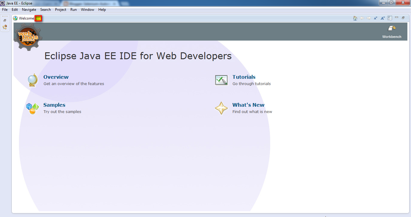 how to create html project in eclipse
