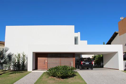 Fachadas de casas google for Casa modelo minimalista