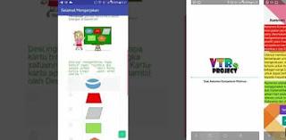 Aplikasi ujian AKM berbasis Android