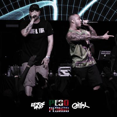 Single: Crypy feat. Eptos Uno - Peso Pesado [2018]