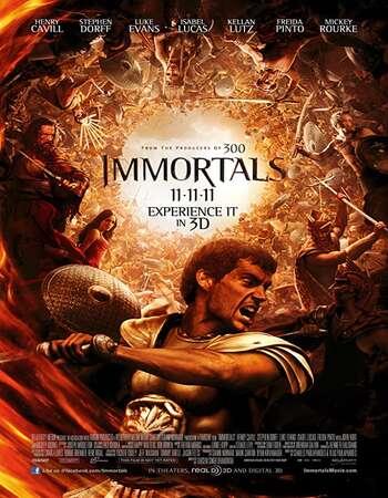 Immortals 2011 Dual Audio [Hindi-English]