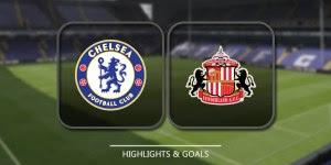 Cuplikan Gol Prediksi Bola - Chelsea vs Sunderland FC - Highlight