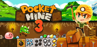 POCKET MINE 3 (MOD, UNLIMITED MONEY) APK DOWNLOAD