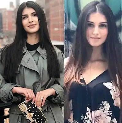 Tara Sutaria Doppelganger Maryam Ishtiaq Shah