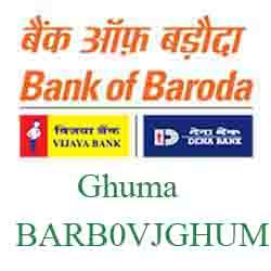 Vijaya Baroda Ghuma Branch Ahmedabad New IFSC