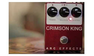 ARC Effects Crimson King (Pedal Efek Gitar)