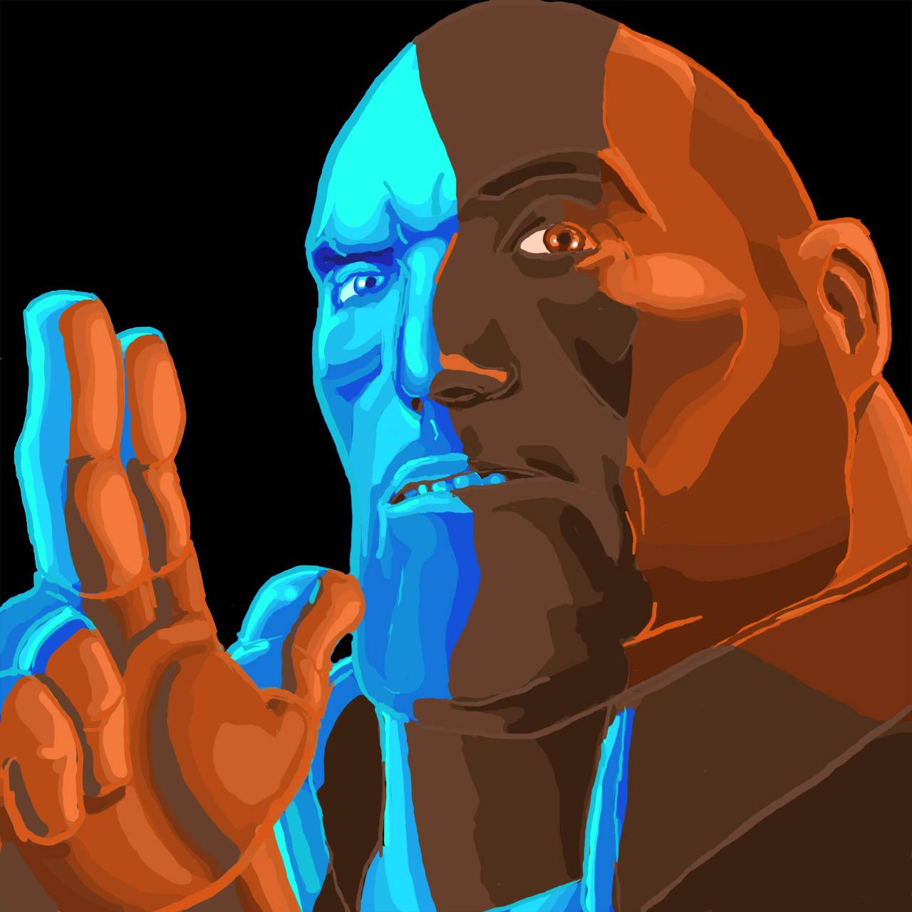 Avatar Two: Brandon McNeil