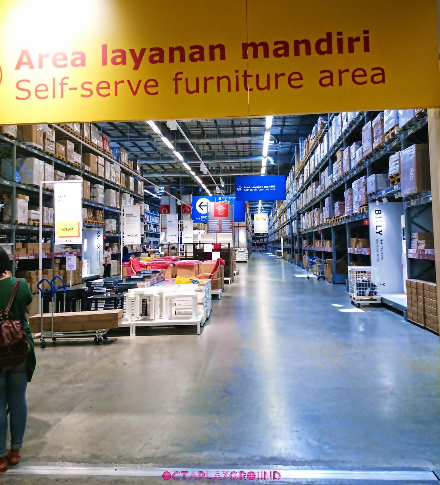 Ikea Rugs Indonesia: IKEA Alam Sutera Indonesia