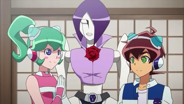 Time Bokan: Gyakushuu no San Akunin – Episódio 13