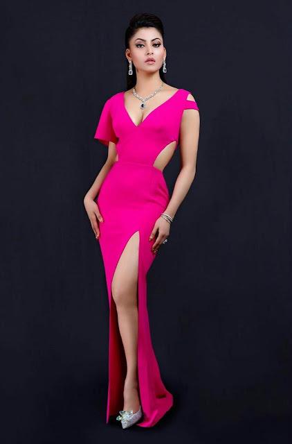 Uravashi Rautela HD Wallpapers in Pink 1920x1080 2020