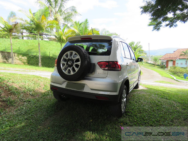 VW CrossFox 2016 I-Motion - Branco