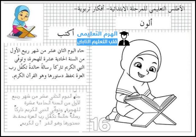 قصة سيدنا محمد للأطفال PDF