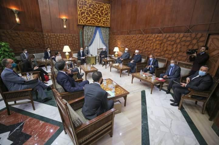 Al-Azhar Tegas Tolak Diplomasi dengan Para Penghina Nabi