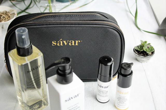 Savar luxury face wash review