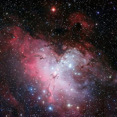 Nebulosa del Águila - Una Galaxia Maravillosa