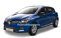 Logo ''VinciClio'' : con Carta Club Famila finci 1 Renault Clio