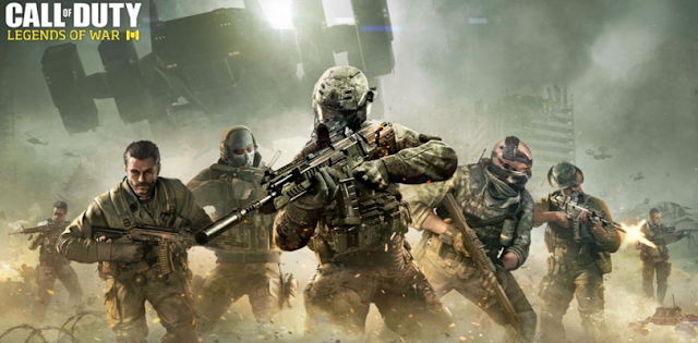 Download Call Of Duty Legends Of  War Apk Dan Data OBB For Android 2019