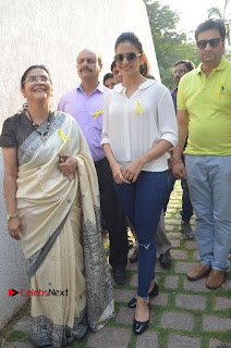 Actress Rakul Preet Singh at Endometriosis Awareness Walk at Apollo Cradle  0103.jpg
