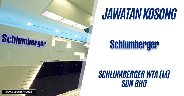 jawatan kosong Schlumberger 2020