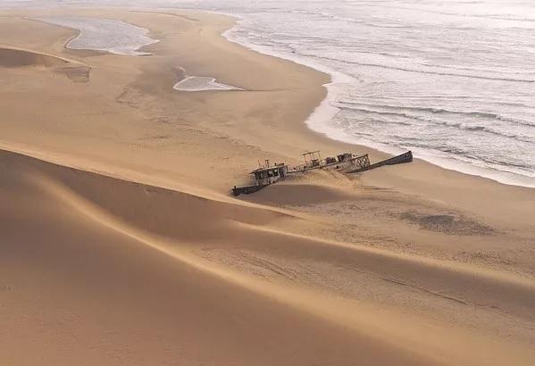 Top 5 Sights on Namibia's Skeleton Coast