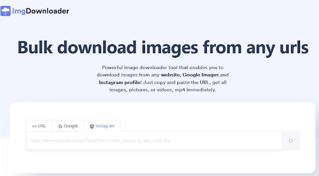 تحميل الصور والفيديوهات من الانستقرام بدون تطبيقات او برامج مجانا