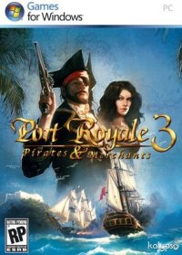 تحميل لعبة Port Royale 3 Pirates and Merchants للكمبيوتر